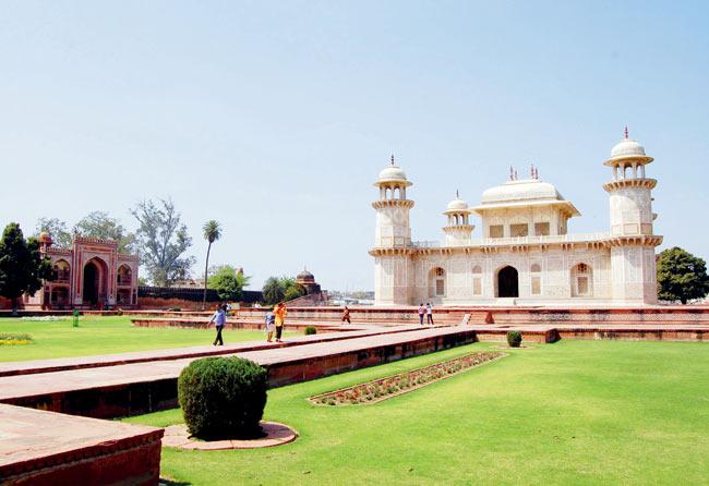 Mughal-era gardens