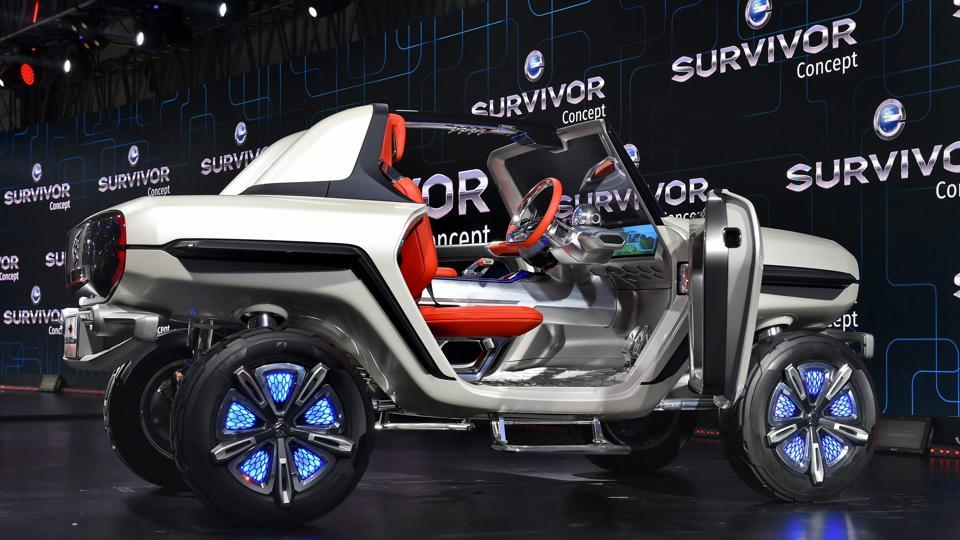 Concept of Auto Expo 2018